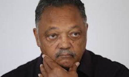 Jesse Jackson struck by Parkinson's