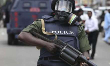 Angry mob kills police officer in Lagos