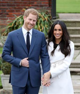 Prince Harry, Meghan Markle announce engagement