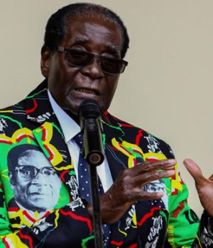 Robert Mugabe to resign