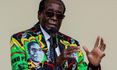 Robert Mugabe to resign