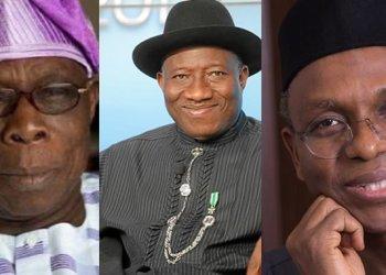 Senate moves to probe Obasanjo, Jonathan, El-Rufai, others