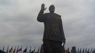 Civil Society Group Calls For Investigation Of Governor Okorocha Over N1 Billion Zuma, Johnson-Sirleaf Statues