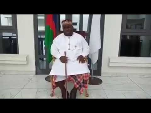 Asari Dokubo visit Anambra ahead of Polls (Watch Video)