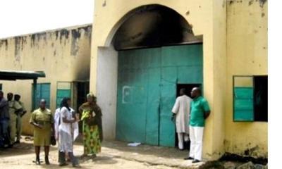 What happened to a man after smuggling Indian hemp Into Kirikiri prison