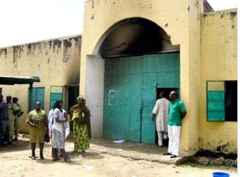What happened to a man after smuggling Indian hemp Into Kirikiri prison