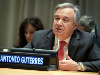 United Nations raise $370m for 2021 emergency fund