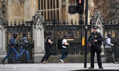 Two men charged as cops 'foil plan to launch suicide and knife attack on No10'