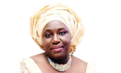 Rochas Okorocha swears in sister as Happiness commissioner