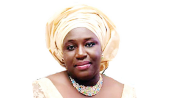 Rochas Okorocha swears in sister as Happiness commissioner