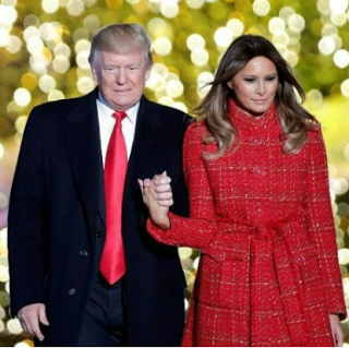 First Lady Melania Trump better get her hand insured because President Trump might break it soon