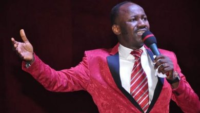 End SARS: Apostle Suleman places curses on killers of Lekki protesters