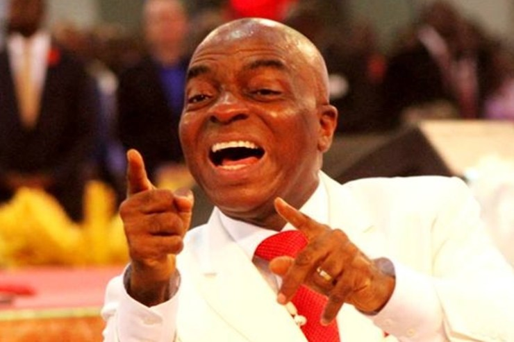 Winners' Chapel 7 April 2019 Live Service with David Oyedepo