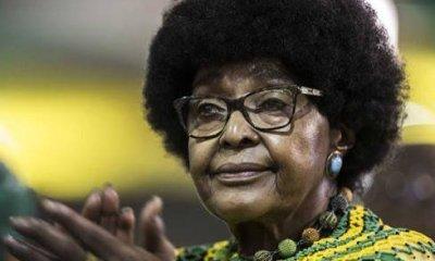Nelson Mandela's ex-wife, Winnie is dead