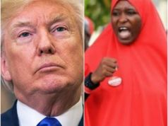 BBOG convener, Aisha Yesufu slams Donald Trump for his stance on the killings in Nigeria