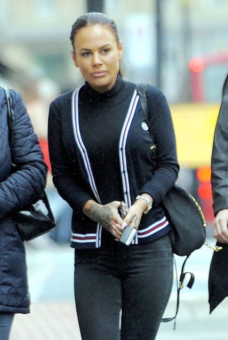 Chantelle Connelly declared bankrupt.