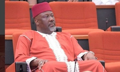 Dino Melaye was never kidnapped