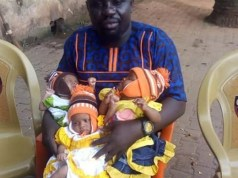 Edo man who abandoned his wife after she delivered triplets