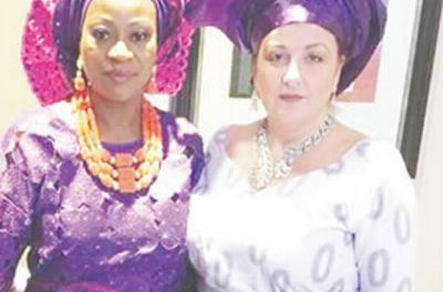 Lady who got married to her US Lesbian partner visits Ibadan, says she was so scared of coming home