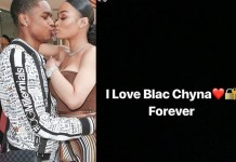 YBN Almighty Jay, 18 declares his undying love