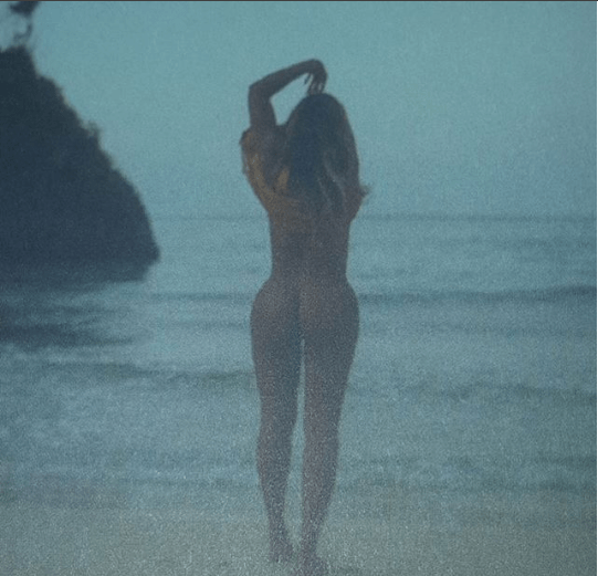 Naked photo of Beyonce at the beach hits the internet.