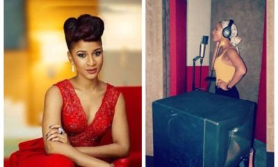 Adesua Etomi reveals she is delving into music