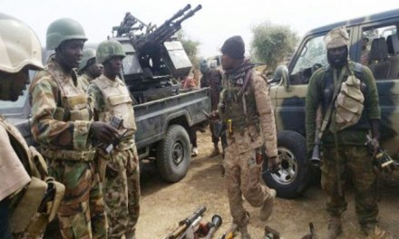 Bodies of 10 out of the 23 soldiers that went missing after being ambushed by Boko Haram members in Borno state recovered