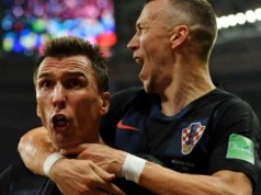 Croatia stuns England in extra-time to reach World Cup final for the first time in their history