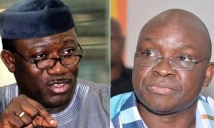 Fayose's last-minute recruitment of 2,000 workers under investigation