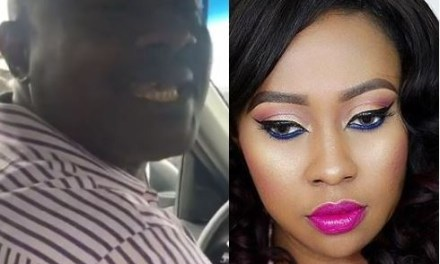 'I just had the worst experience with an Uber driver in Lagos' – Lady shares videos