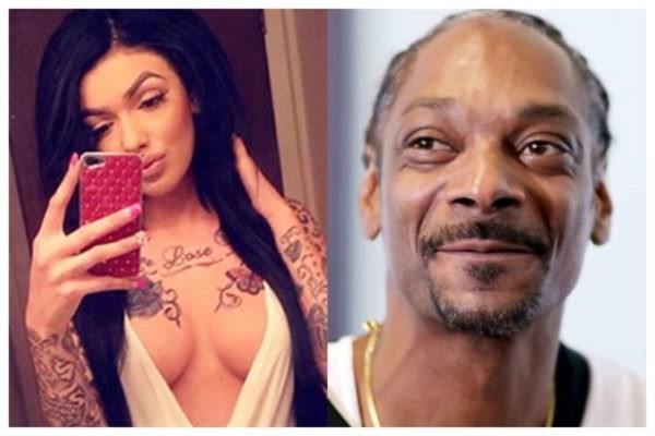 Instagram model Celina Powell exposes rapper Snoop Dogg