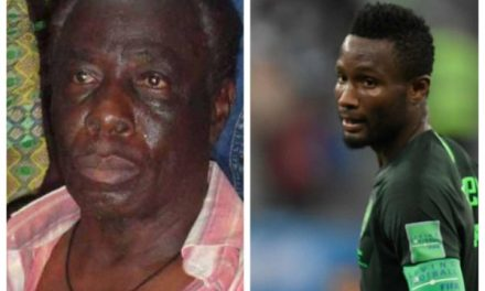 Mikel hasn't called me in 5 yrs, but kidnappers think he sends millions to me – Father