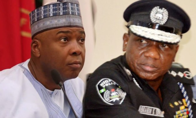 Senate summons Inspector General over policemen killing, Borno cops' protest