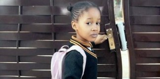Body of kidnapped 6-year-old girl found in shallow stream in South Africa; she was raped and murdered