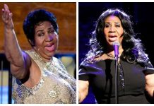 Aretha Franklin dies of cancer aged 76