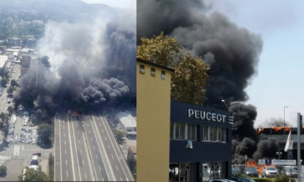 Bologna explosion: 3 dead, 67 injured after tanker truck explodes on Italian highway