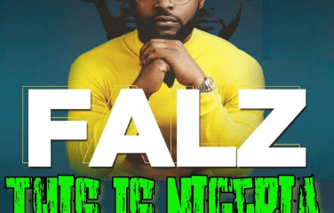 Falz reacts to NBC fine
