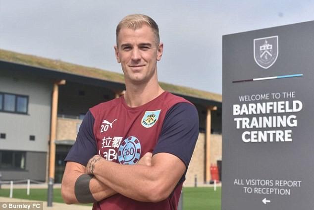 Latest Transfer News: Former England No 1 Joe Hart joins Burnley