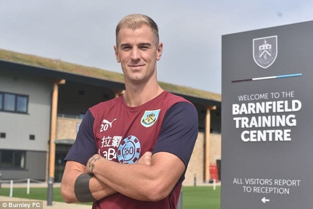 Latest Transfer News: Former England No 1 Joe Hart joins Burnley