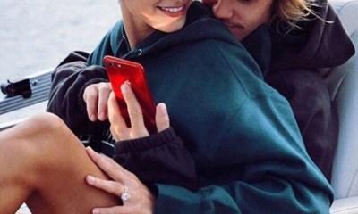 Justin Bieber fiancee