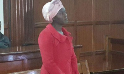 Kenyan student pleads guilty to stealing money from her mother's two bank accounts to spend with her boyfriend