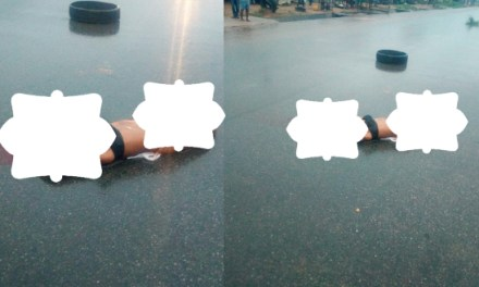 Lady's head and breast removed after being murdered in Owerri (graphic photos)