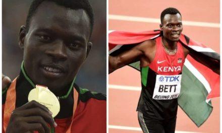 Nicholas Bett dead: 400m hurdles gold medallist dies in road accident