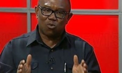 'FG is pushing more Nigerians Into poverty' - Peter Obi