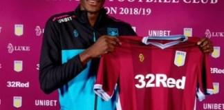 Aston Villa sign Chelsea striker Tammy Abraham