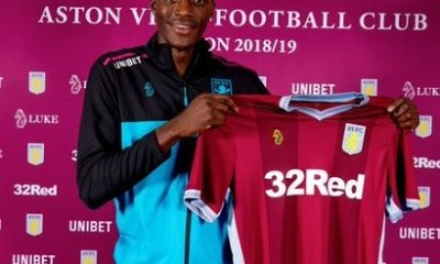 Aston Villa sign Chelsea striker Tammy Abraham