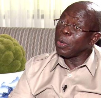 Adams Oshiomhole, litmus test for Buhari's anti-graft war - Saraki