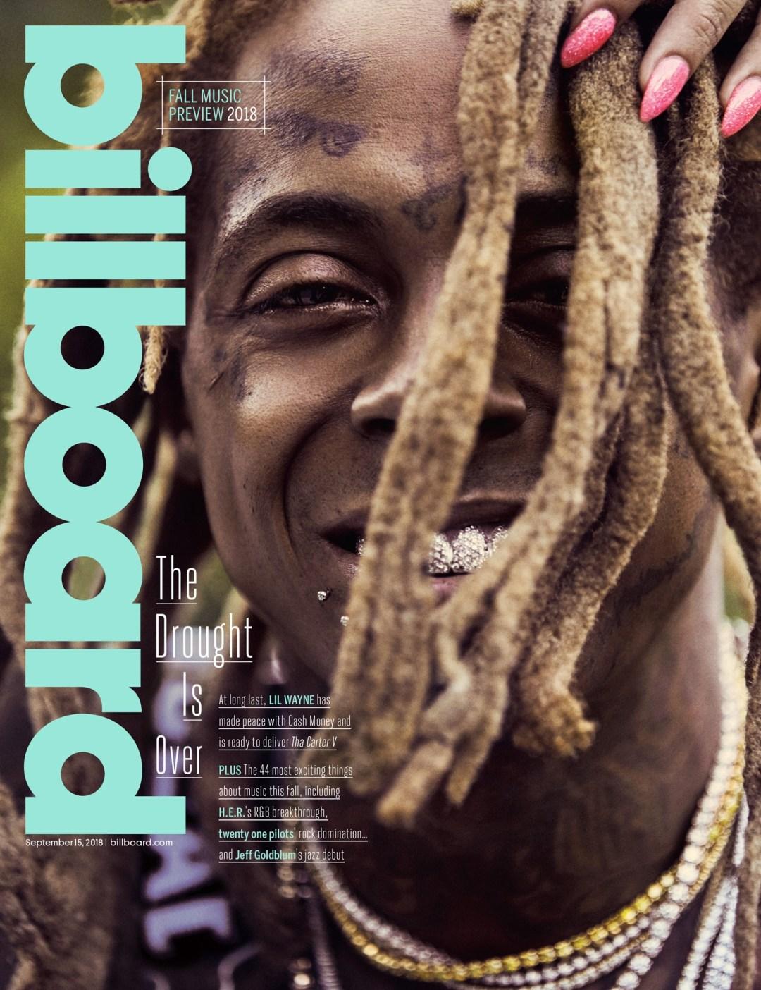 Rapper, Lil Wayne declares Nicki Minaj the 'Queen of Hip-Hop'