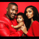 Ray J shares adorable family photo with his wife Princess Love and their beautiful daughter Melody