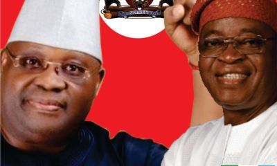Osun rerun election results